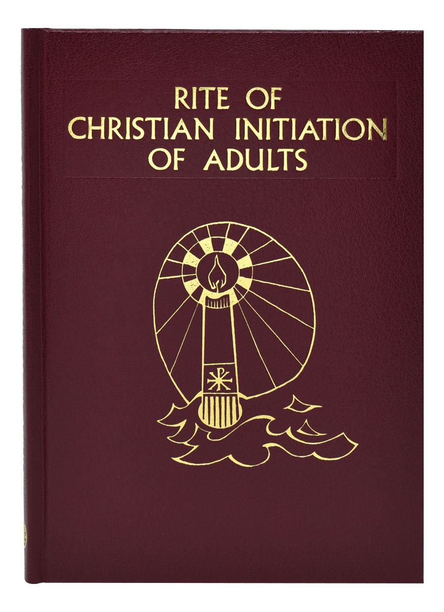 Rite of Christian Initiation of Adults 355/22