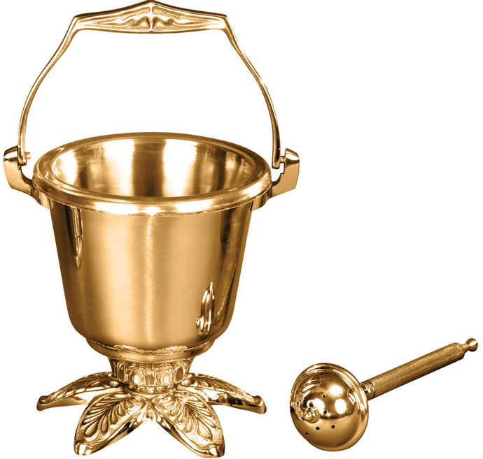 389-29 HOLY WATER POT