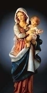 Madonna and Child Figure, Style 43017