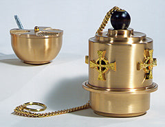 58CEN15 CENSER AND BOAT SET