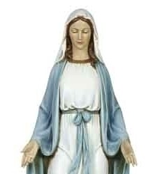 Our Lady of Grace Statue, JS-62419