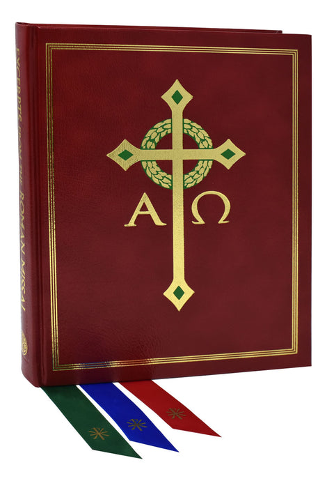 Excerpts from the Roman Missal - Leather Bound 76/13
