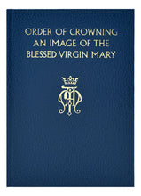 Order of Crowning an image of the Blessed Virgin Mary 78/22