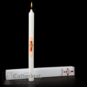 THE CHRISTIAN RITES R.C.I.A. CANDLE