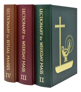 Lectionary - Weekday Mass (SET OF 3) 95S
