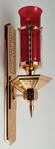 99BSL42 WALL MOUNT SANCTUARY LAMP