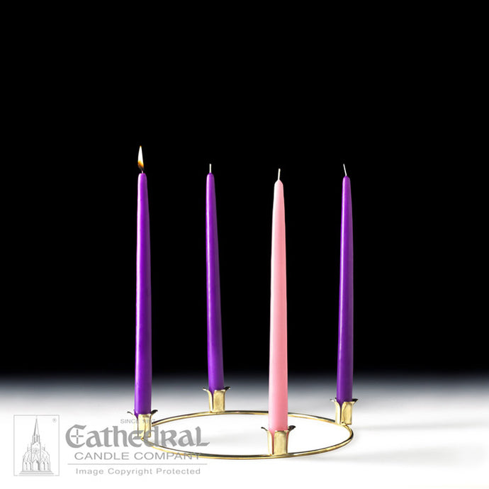 Advent Tapers for the Home Complete Set