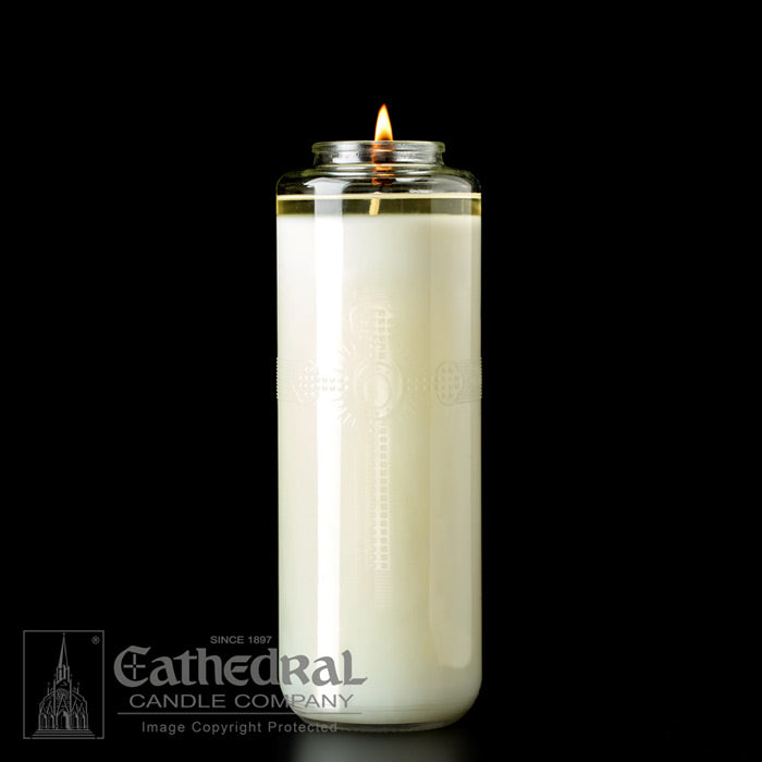 DOMUS CHRISTI 8 DAY SANCTUARY CANDLES
