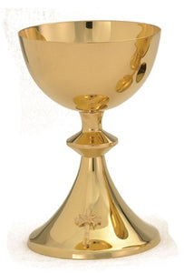 A174G CHALICE AND PATEN