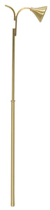 K145 TELESCOPING BRASS CANDLE LIGHTER