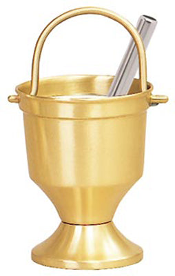 K164 HOLY WATER POT WITH SPRINKLER