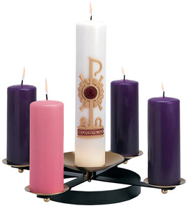 K178 ADVENT WREATH