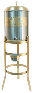 K450 SERIES OF HOLY WATER TANKS WITH ALUMINUM STAND
