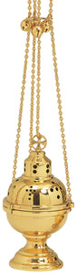 K501 Eastern Rite CENSER AND BOAT SET