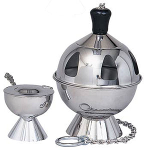 K901 CENSER AND BOAT SET