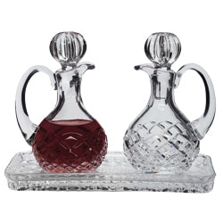 T500CR Glass Cruet Set