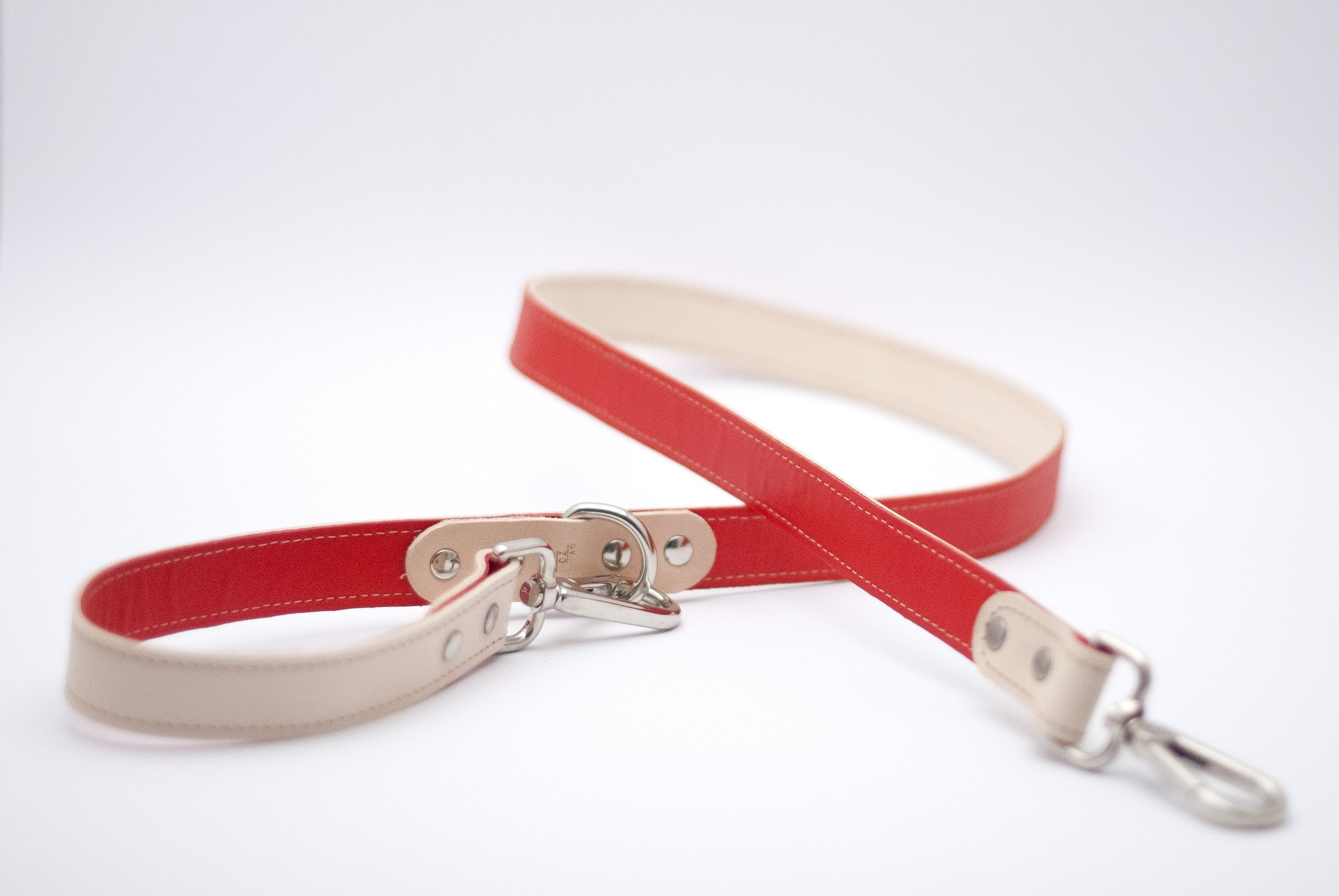 Multiway Leash in Red