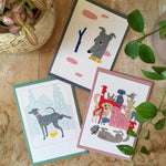 Doggie love Postcard Pack