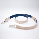 3-way Leash in Blue