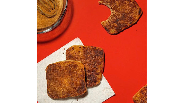 'Cinnamon English Muffins' Recipe by Gertie for Pop Up Grocer