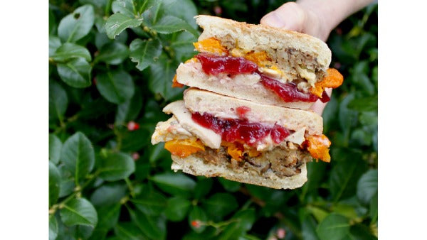 Thanksgiving Sandwich Recipe