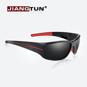 JIANGTUN Polarized Sunglasses Men Sun Glasses Essential