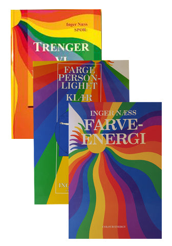 Colour Energy Book Series