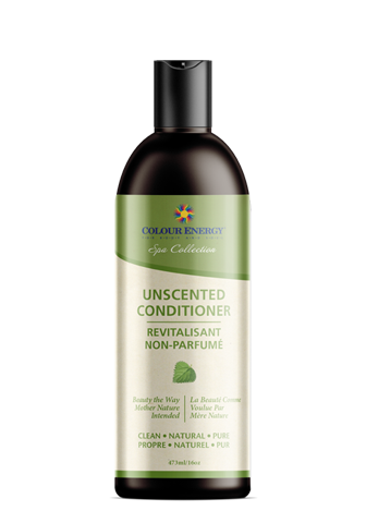 Natural Unscented Conditioner - 473ml