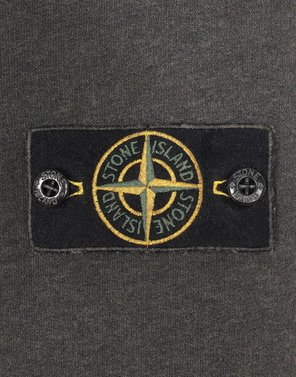 Stone Island Dust Treatment Sweatshirt | Tobacco