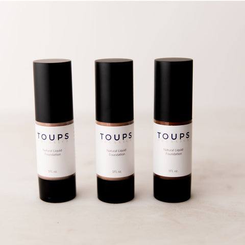 SAMPLES - (Liquid Foundation)