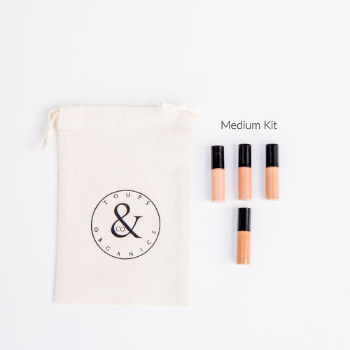 SAMPLE KIT - Liquid Foundation