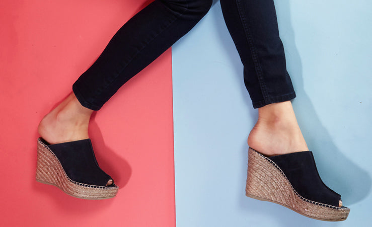 Espadrilles: The Ultimate Resort Shoe