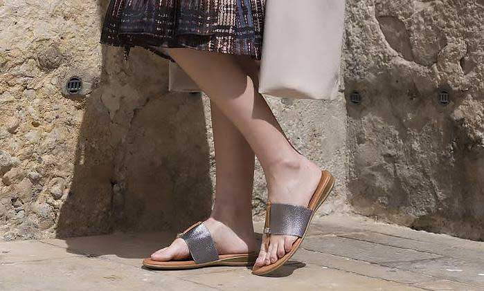 Metallics: Trending This Summer