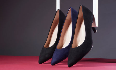 The Heel That Takes You from Day-to-Night