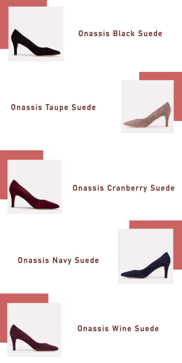 andre Assous onassis work dinner heel pump