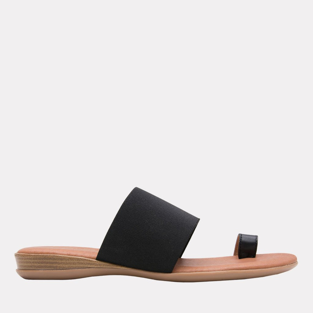 Vini Elastic Elastic Toe Ring Slide (Black)