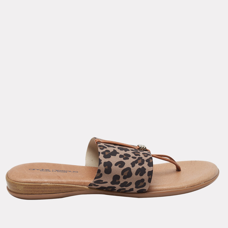Nice Featherweights ™ Elastic Sandal (Leopard)