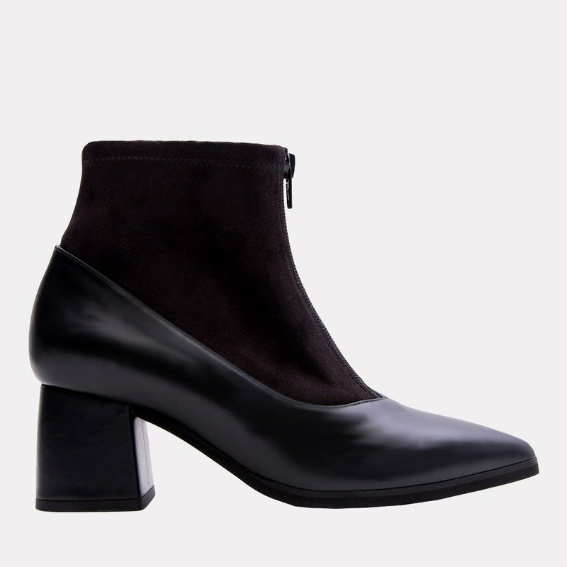 Ruby Napa Ankle Bootie (Black)