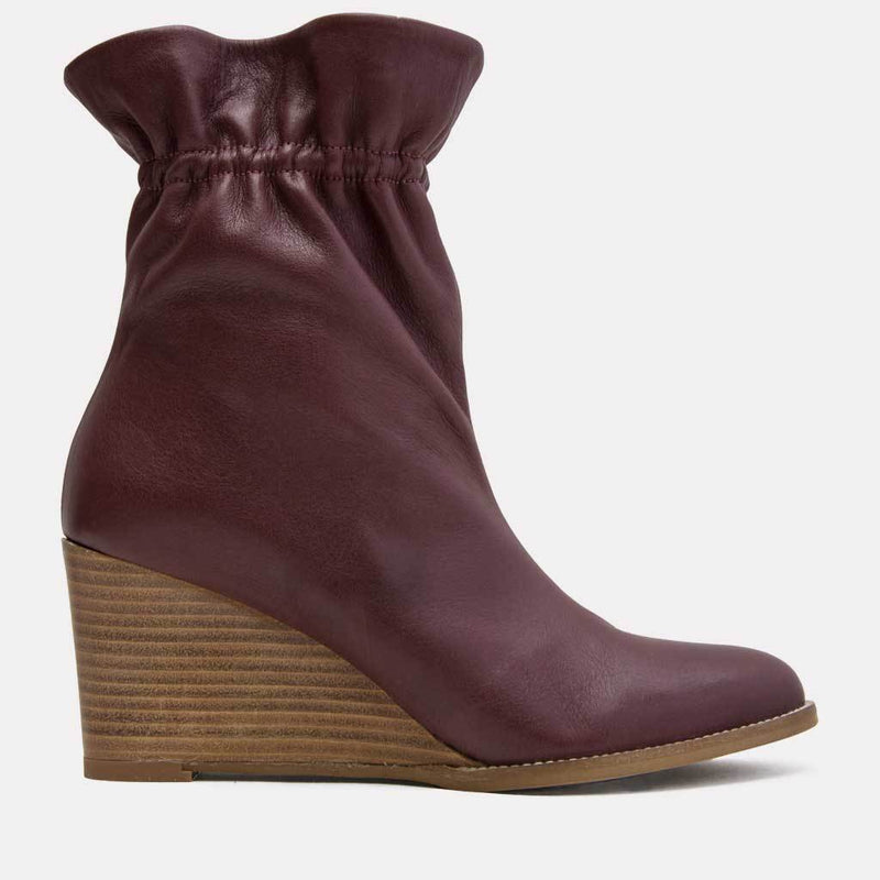 Boot - Sol Napa Bootie (Wine)