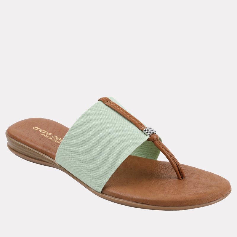 Nice Featherweights ™ Elastic Sandal (Mint)