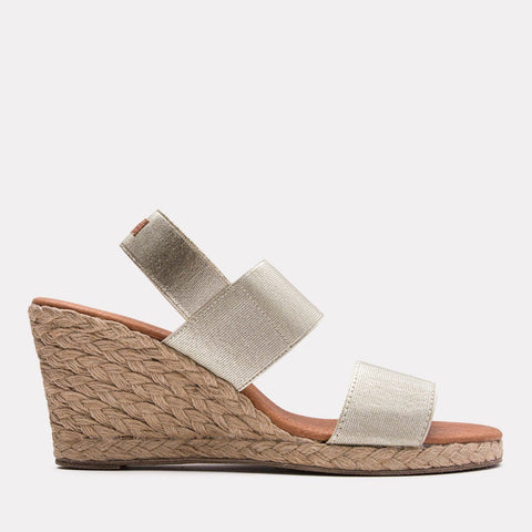 Allison Elastic Wedge (Plantino)