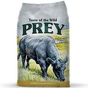 Alimento Taste Of The Wild Angus Beef Formula For Cats