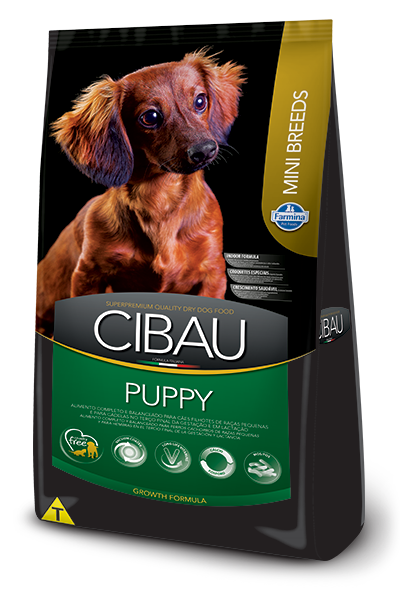 Cibau Puppy Mini Canino