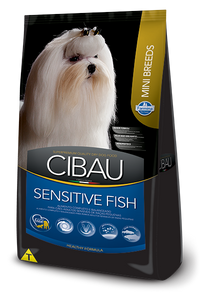 Cibau Sensitive Fish Adulto mini Canino