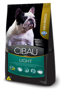 Cibau Light Mini Canino