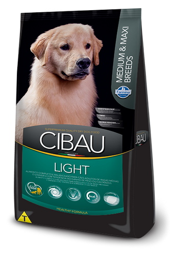 Cibau Light Medium Maxi Canino