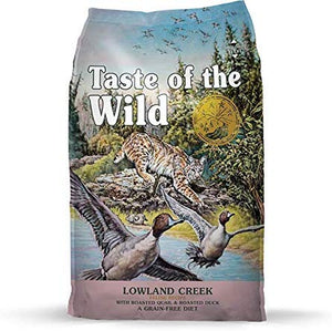 Alimento Taste of The Wild Gato Lowland Creek