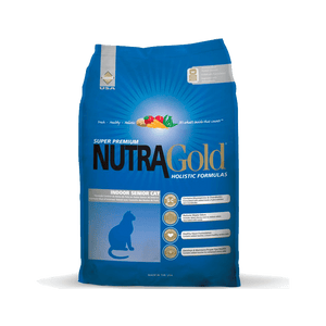 ALIMENTO PARA GATOS NUTRA GOLD INDOOR SENIOR
