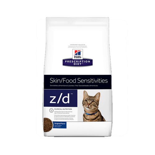 Alimento Hills Felino Skin Food Sensitivities z-d  4Lb