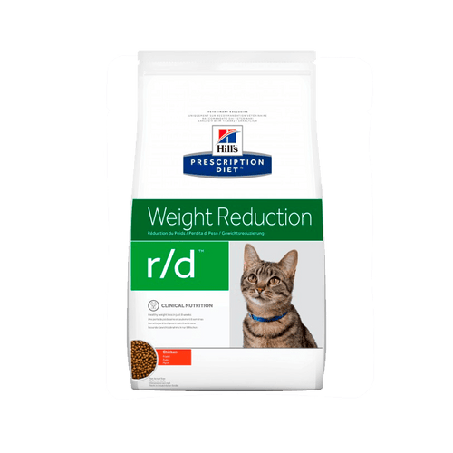 Alimento Hills Weight Reduction Felino r-d   4Lb